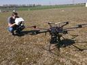 Am Boden und in der Luft: Landwirtschaftliche Forschung trotzt der Corona-Krise