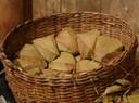 Fermentierter Maisbrei (Akassa)