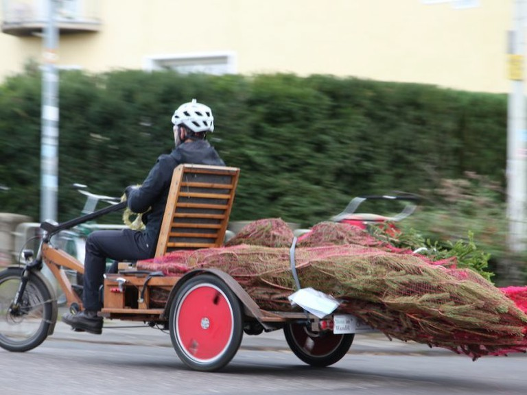 Right click to download: Weihnachtsbaum-Transport